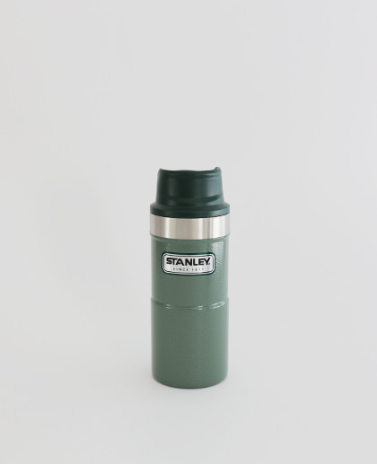 Stanley Classic The Trigger Action Travel Mug 354ml (Green)