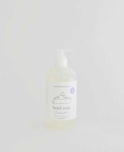 Common Good Hand Soap / Lavender 355mL