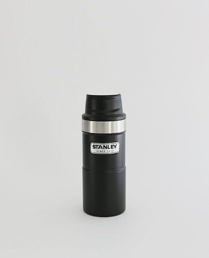 Stanley Classic The Trigger Action Travel Mug 354ml (Black)
