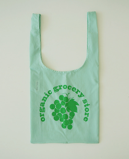 Meal Table Shopper Bag (mint)