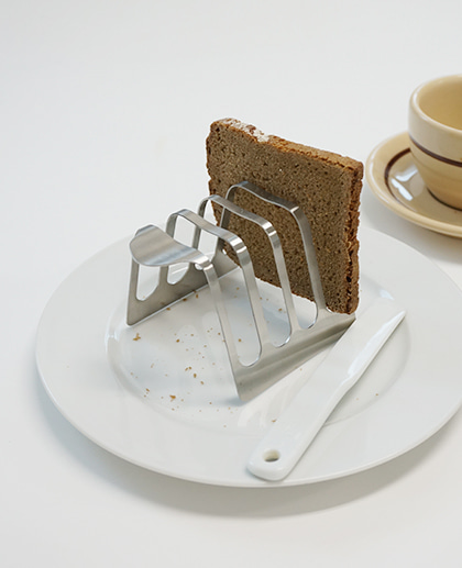 (2차 재입고) (UK) Stainless Toast Rack