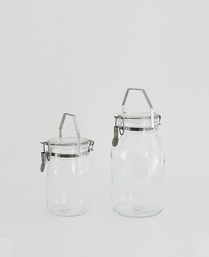 Cellarmate glass bottle 2size