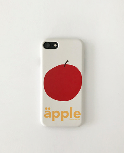Meal Table iPhone Case (apple)