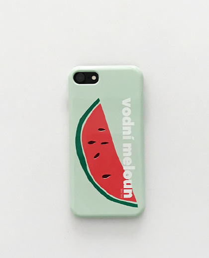 Meal Table iPhone Case (Watermelon)