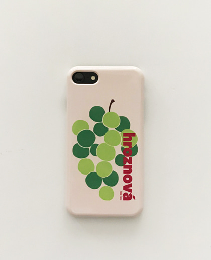 Meal Table iPhone Case (Grape)