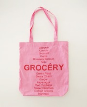 Grocery bag (Pink)