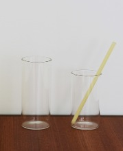 Glass Tumbler Flat (360ml, 380ml)