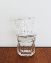 French Glass Cup (180ml)